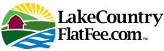 Lake Country Flat Fee Logo